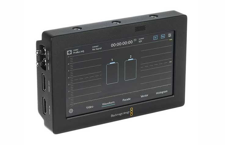 """BLACKMAGIC-5""""-Gravador-i-Monitor"""
